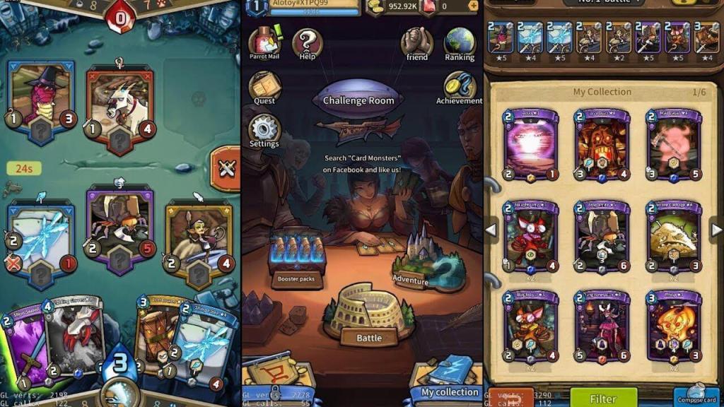 Card Monsters —обзор игры