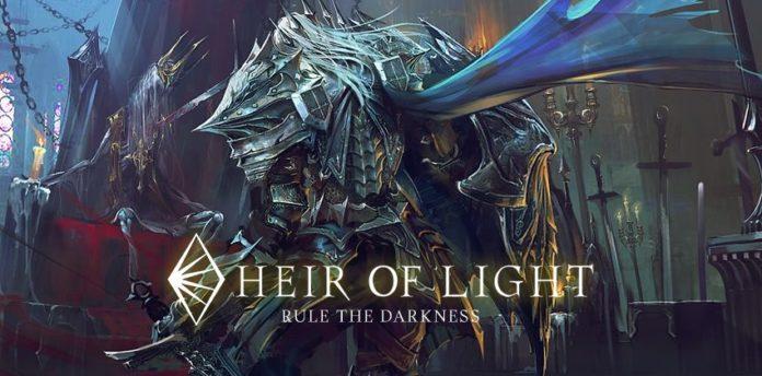 Heir of Light —готическая фэнтезийная MMORPG для мобильных [Обзор]