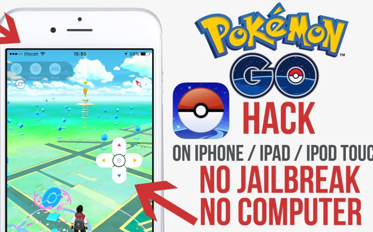pokemongo hack