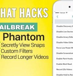 Phantom for Snapchat