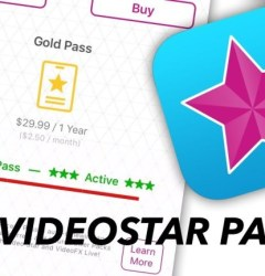 Get Video Star Free All Access Pass & Packs | VideoStar++ All Effects FREE!