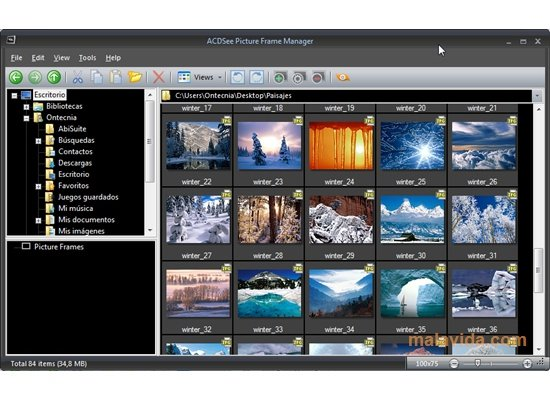 √ ACDSee Picture Frame Manager App Free Download for PC Windows 10