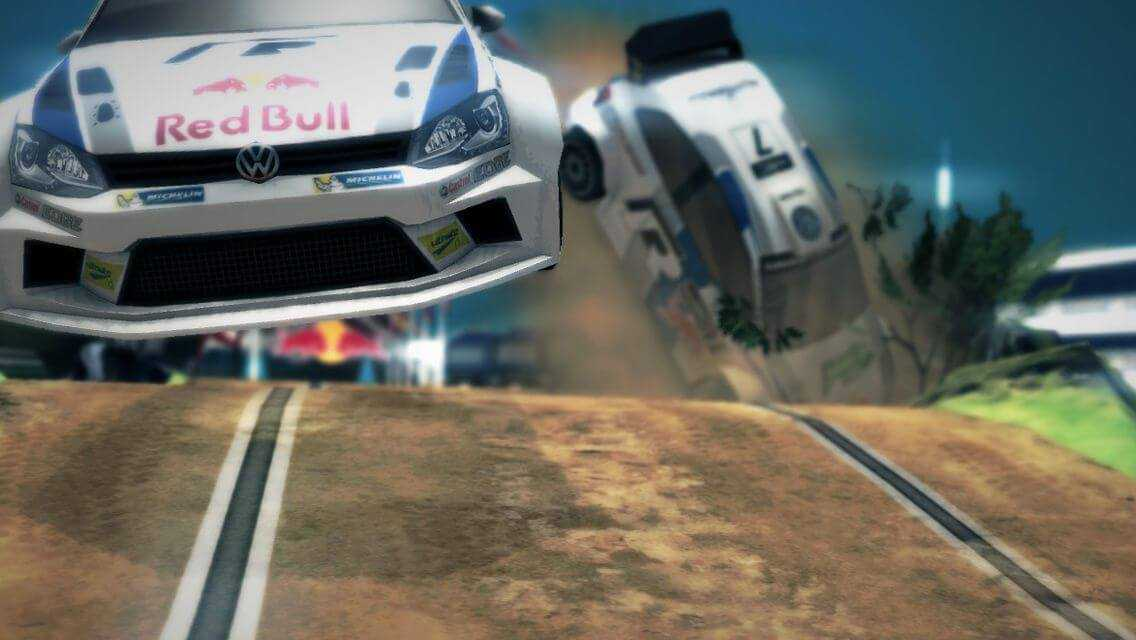 لعبة سباق Red Bull Racers