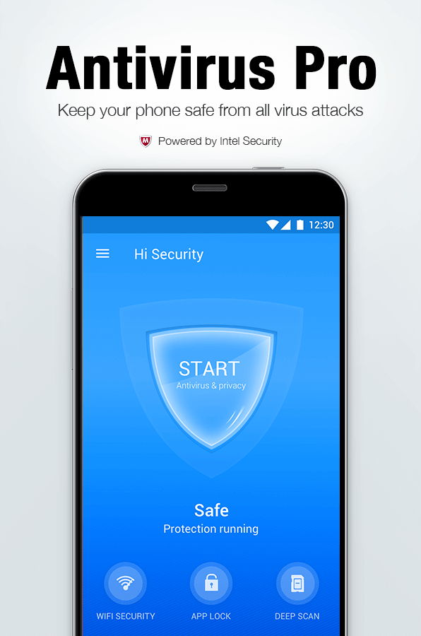 تطبيق Virus Cleaner – Antivirus