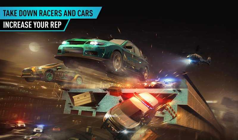 لعبة Need for Speed No Limits ايفون