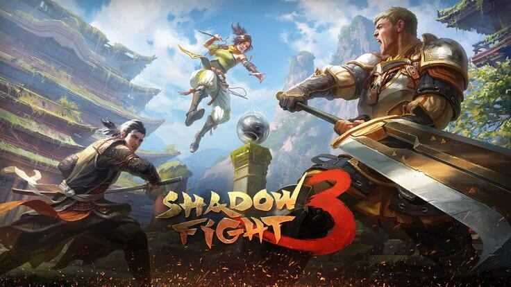 Shadow Fight 3 للاندرويد