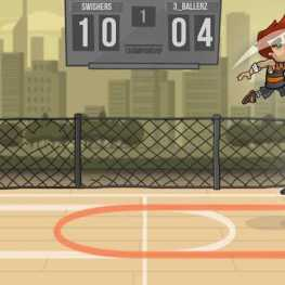 لعبة Basketball Battle Mod APK -3