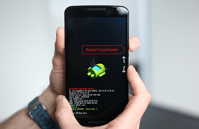Mode Mode Fastboot sur Android