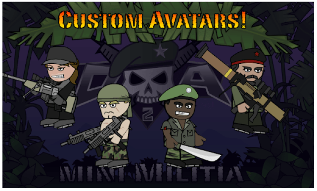 Doodle Army 2 Mini Militia For Pc Download Windows And Mac