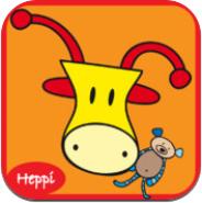 Bo die Giraffe begleitet die Kleinen ins Bett!