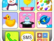 Buzz me! – Spieltelefon im iPhone Design