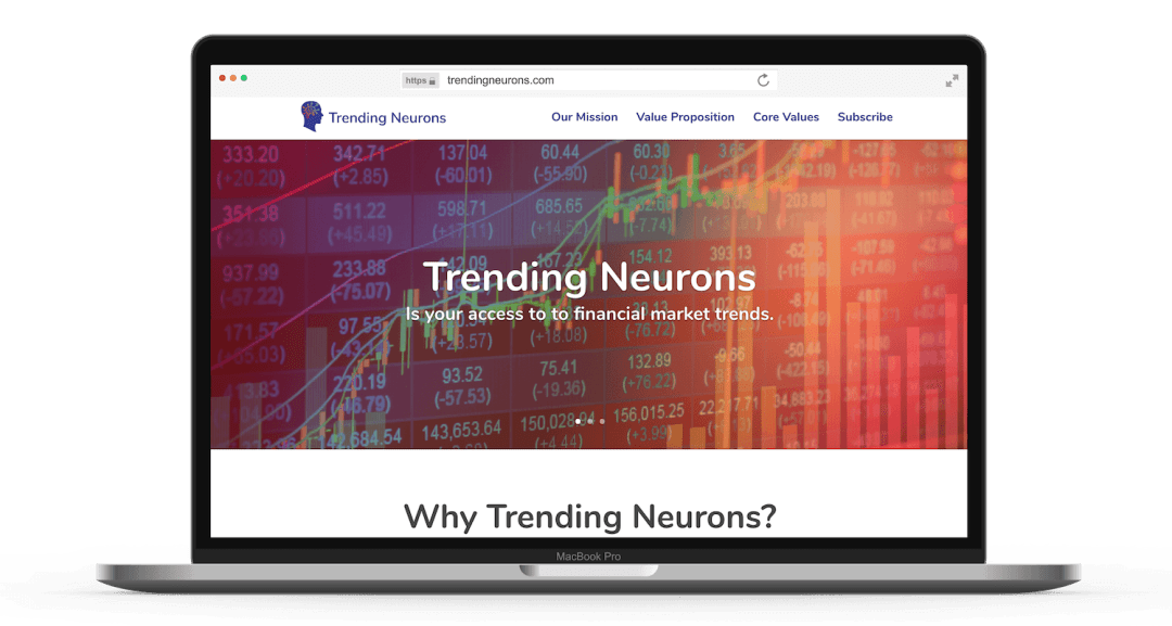 Trending Neurons Project