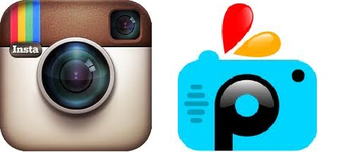 Image apps review: Instagram Vs PicsArt