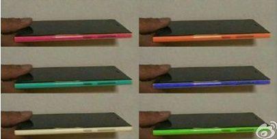 XiaoMi-mi3-colors