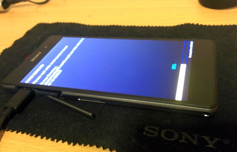 Images of supposed Sony Xperia Z1 successor leaks