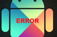 Android Fix: Google Play Error 413 while installing apps