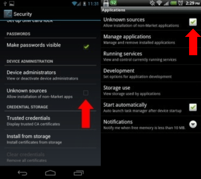 How to Install 3rd Party (Outside Google Play Store) Apps on Android