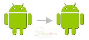Migrate from android to android