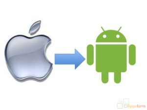 migrating from ios to android