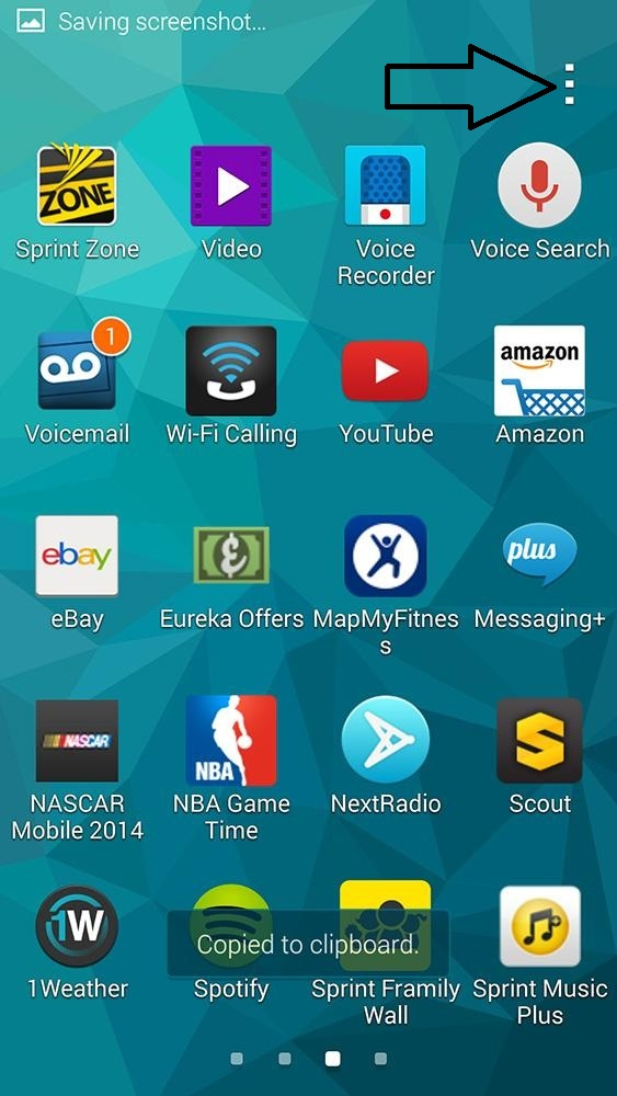 Hide Apps In Android Tap In The App Drawer