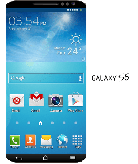 Galaxy S6 rumors