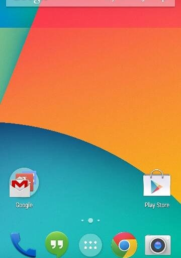 How to remove the Google Search Bar from Homescreen of your Android?