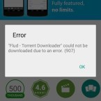 Fix Google Play Store Error 907