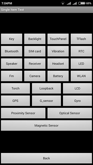 HOW TO RUN FULL HARDWARE TEST ON XIAOMI DEVICES