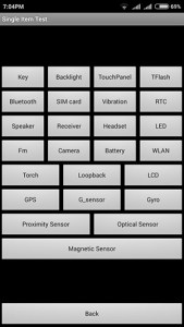 xiaomi hardware test