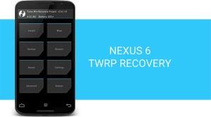 nexus 6 twrp