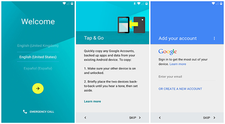 How to switch primary Google account on Android
