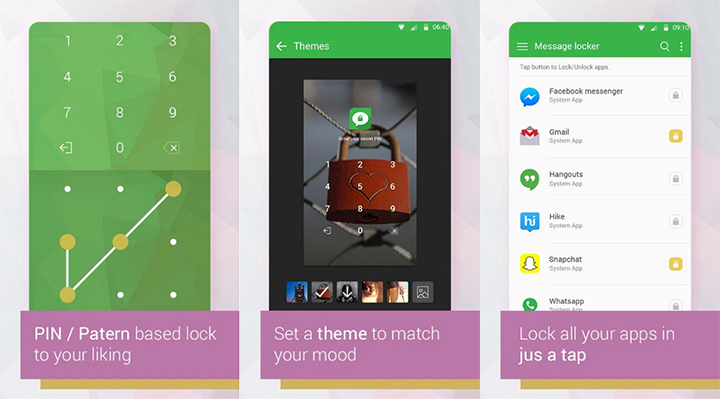 Message Locker - Hide Android SMS