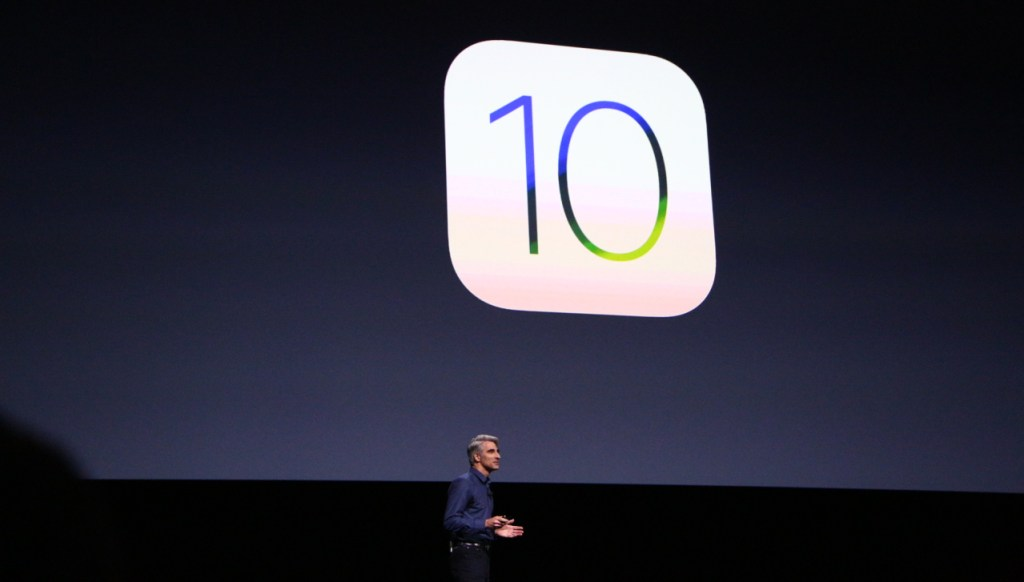 iOS 10 Announcement - wwdc june 2016