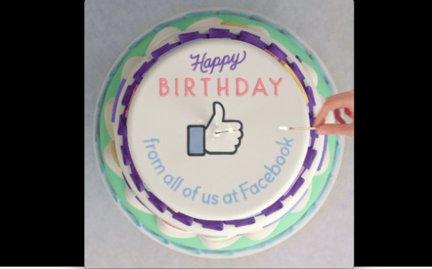 Facebook is lauching birthday recap videos to make birthday special