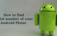 How to find Serial number of your Android Phone