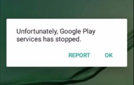 "How to Fix ""Unfortunately, Google Play services has stopped"" Error in Android?"