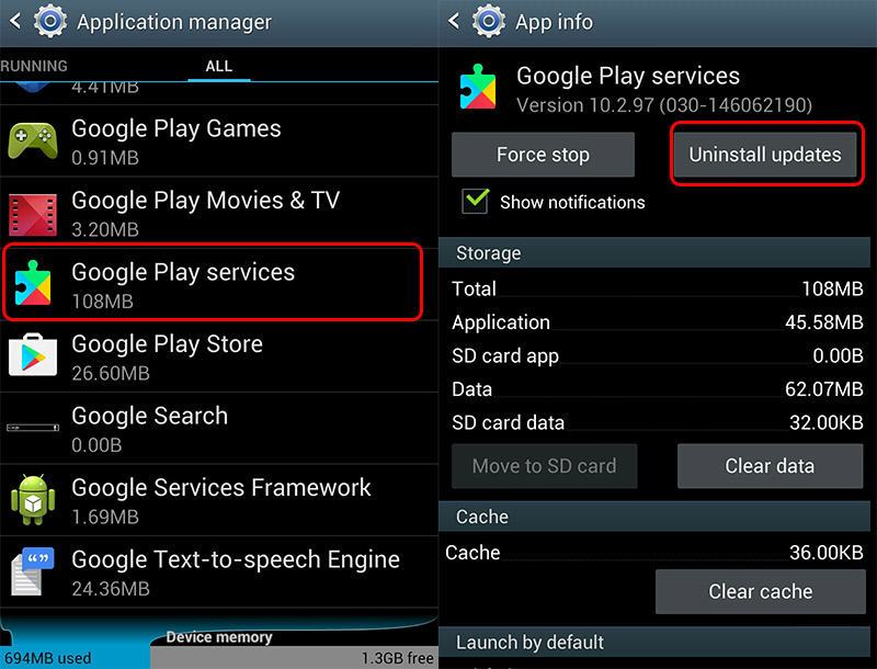 "How to Fix ""Unfortunately Settings has stopped"" Error in Android"