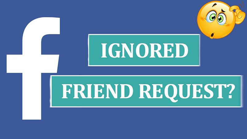 know who is ignoring your friend request on Facebook