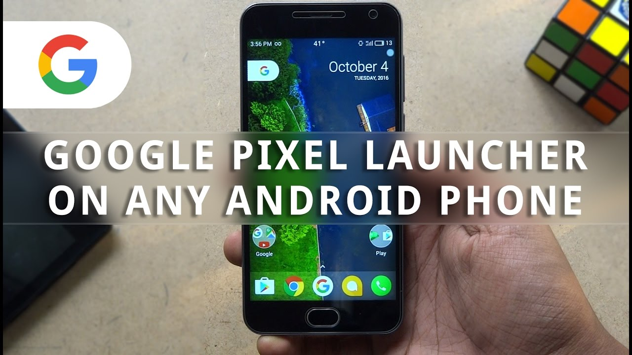 How To: Get Pixel Launcher [No Root Required]