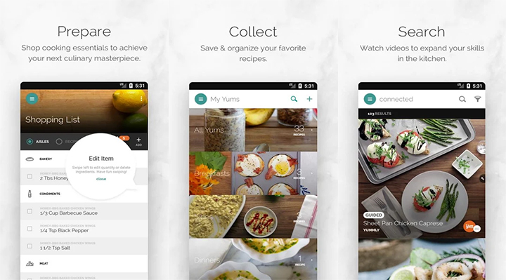 Top free recipe apps appslova top free recipe apps forumfinder Image collections