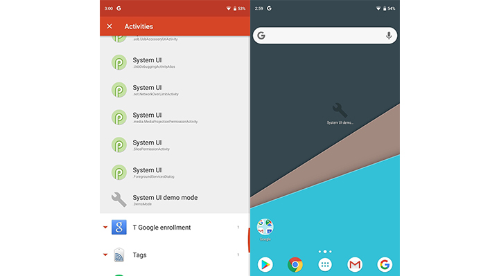 How to Modify Status Bar Icons on Android Pie