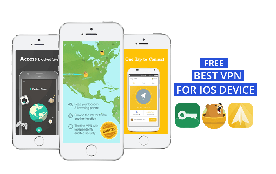 8 Free VPN for iPhone in 2019 [with download links]