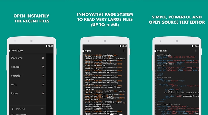 Best Free Code Editors for Android