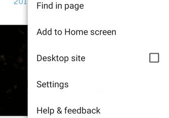 Désactiver la notification push sur Google Chrome