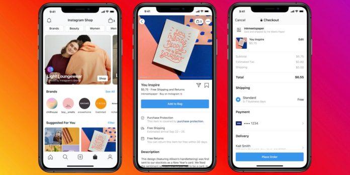 Facebook launches Shops