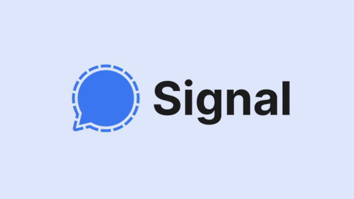 How to back up Signal chats