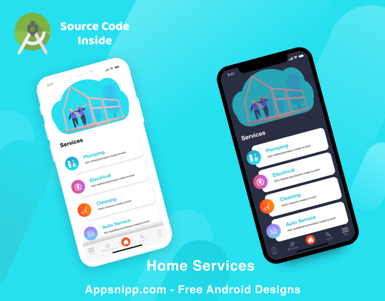 free home services app thumbnail