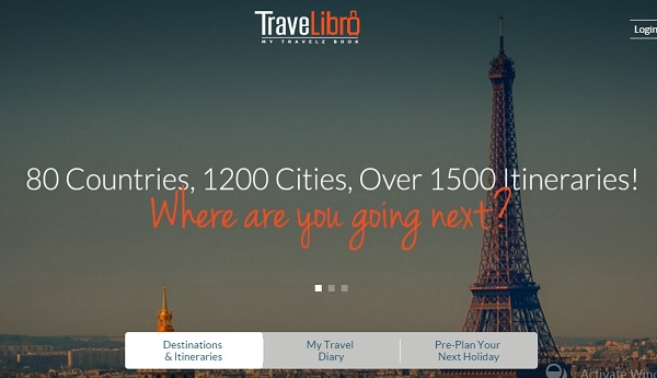 Redefine Your Traveling Experience With TraveLibro