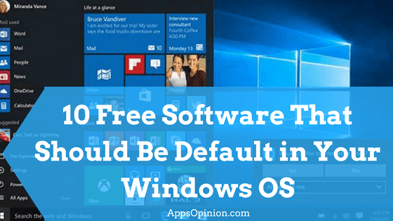 Free Software Os