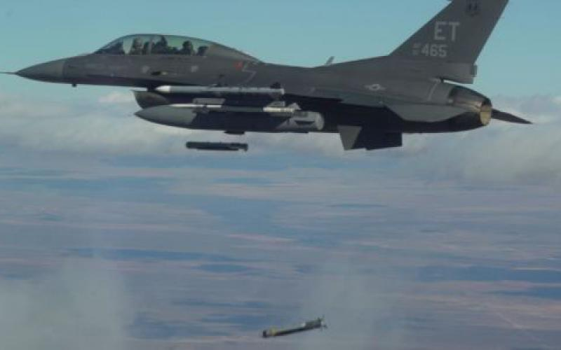 Air Force Advances Weapons That Collaborate